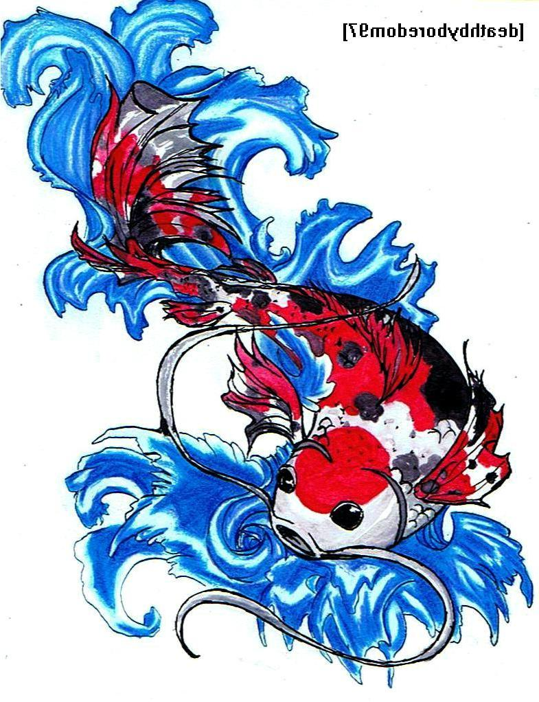 Koi ed hardy quotes quotesgram for Koi fish quotes