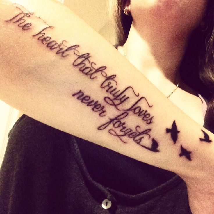 Tattoo Quotes And Poems Quotesgram: Never Forget Tattoo Quotes. QuotesGram