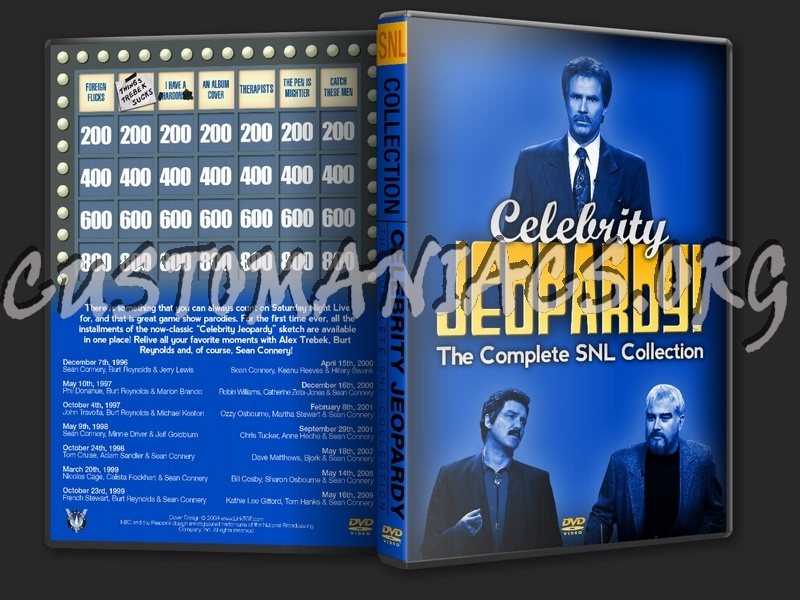 Celebrity jeopardy snl episodes saturday
