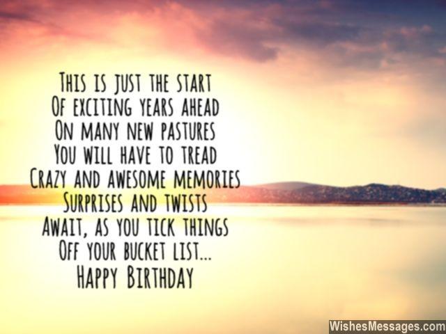 Happy 30th Birthday Inspirational Quotes. QuotesGram