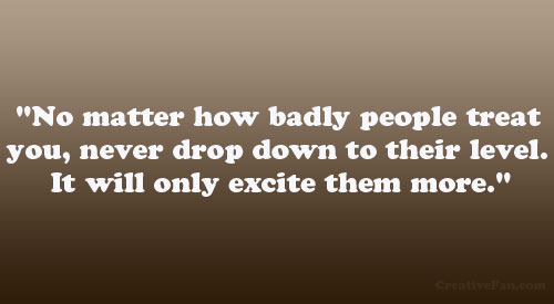 Quotes Treating People Badly. QuotesGram