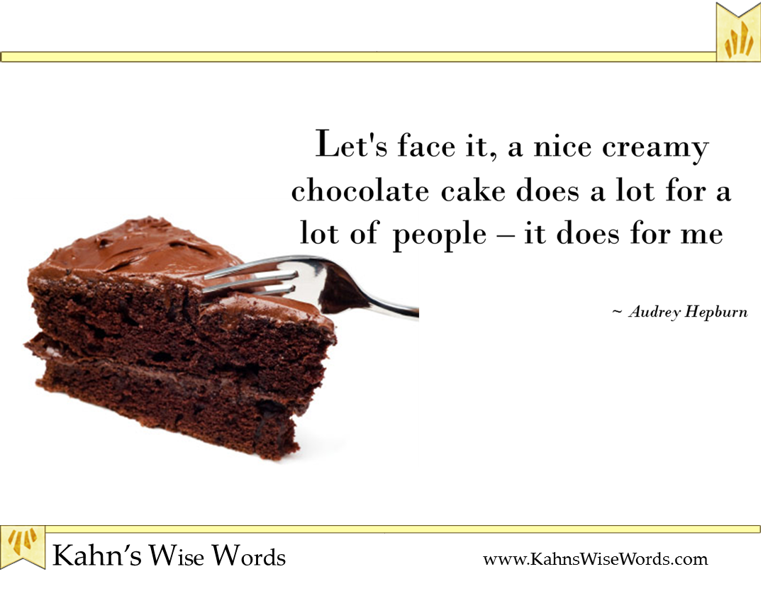 Cake Pic With Quotes : Quotes About Chocolate Cake. QuotesGram