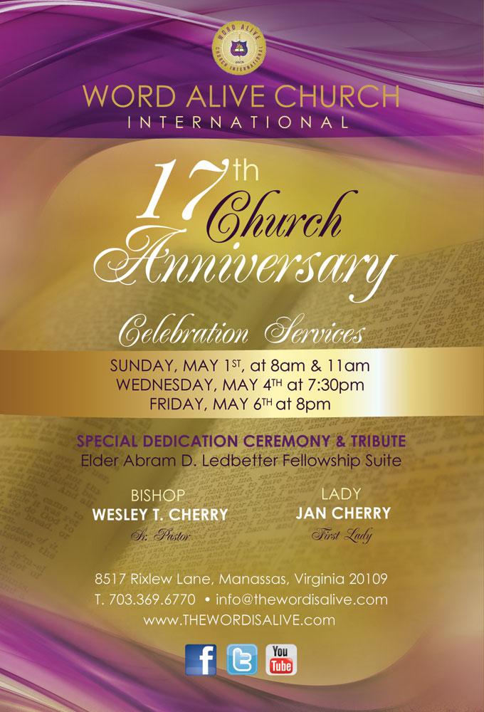 Church Anniversary Quotes Quotesgram