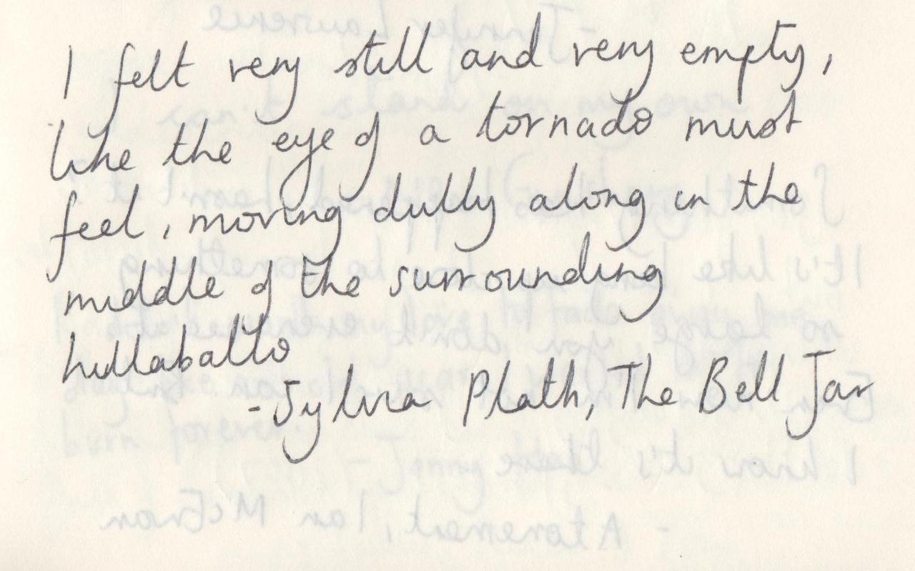 Sylvia Plath Quotes On Depression Quotesgram