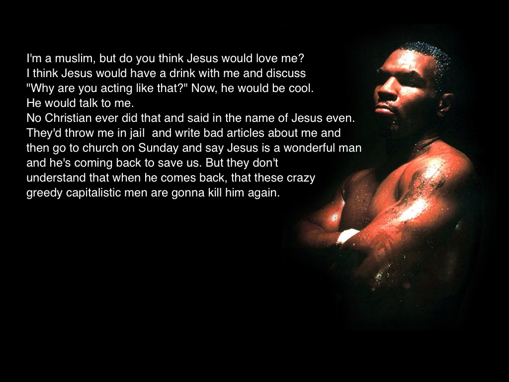 Mike Tyson Quotes Everyone Has A Plan. QuotesGram