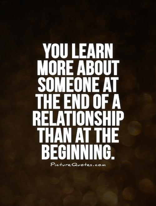 Love Quotes Ending Relationship: Ending A Bad Relationship Quotes. QuotesGram