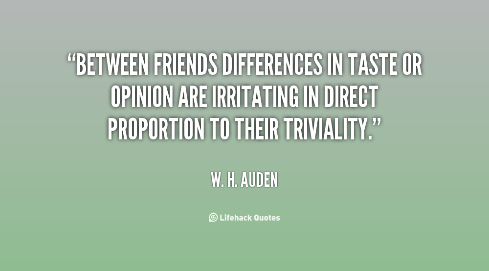 Difference Of Opinion Quotes. QuotesGram