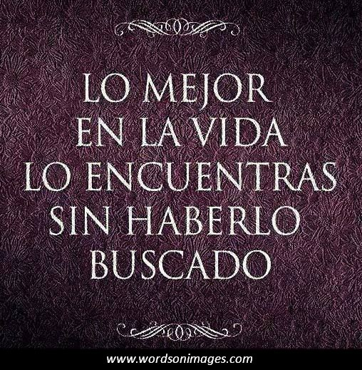 quotes about life in spanish - photo #19