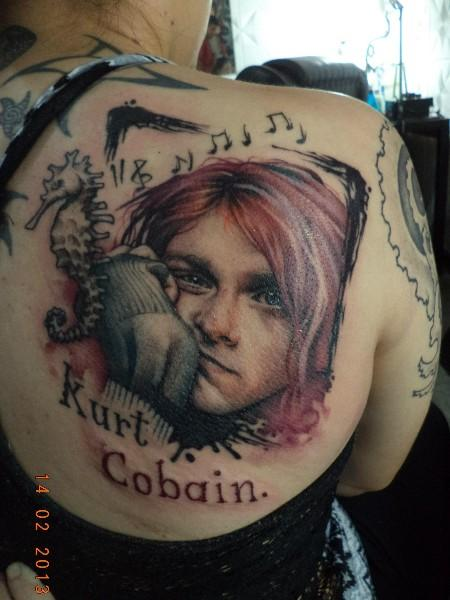 Nirvana Quotes Tattoos Quotesgram