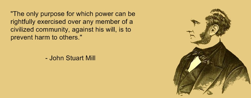 john stuart mills on liberty On liberty by john stuart mill, 9780486421308, available at book depository  with free delivery worldwide.