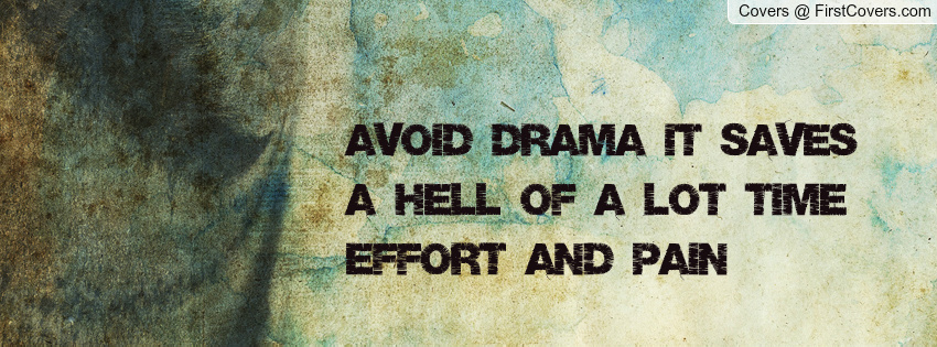 how to avoid drama in workplace