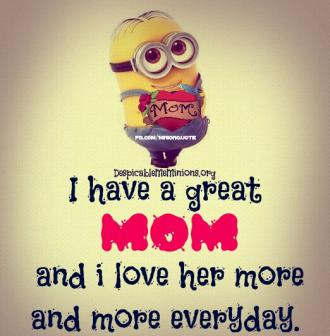 minion reading quotes quotesgram. Black Bedroom Furniture Sets. Home Design Ideas