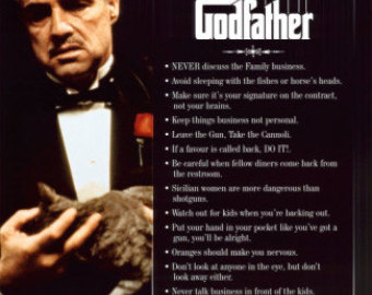 Godfather quotes vito corleone The Godfather: