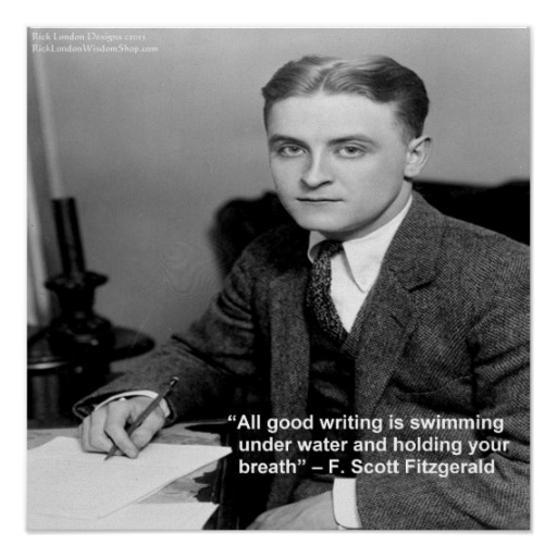 Fitzgerald Quotes: Quotes About Writing Fitzgerald. QuotesGram
