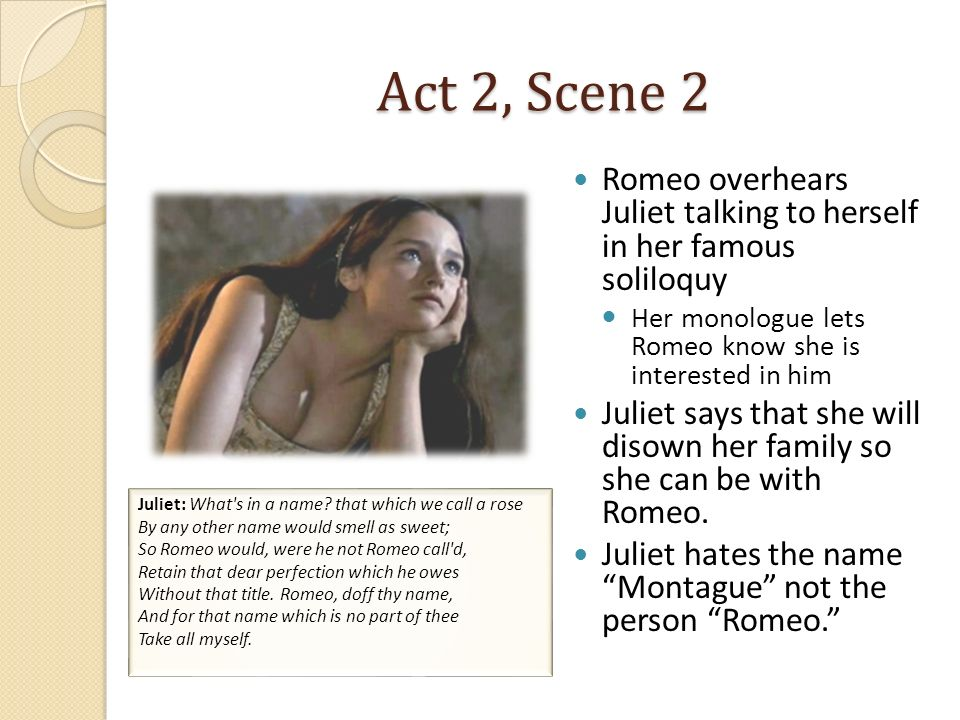act one of romeo and juliet essay