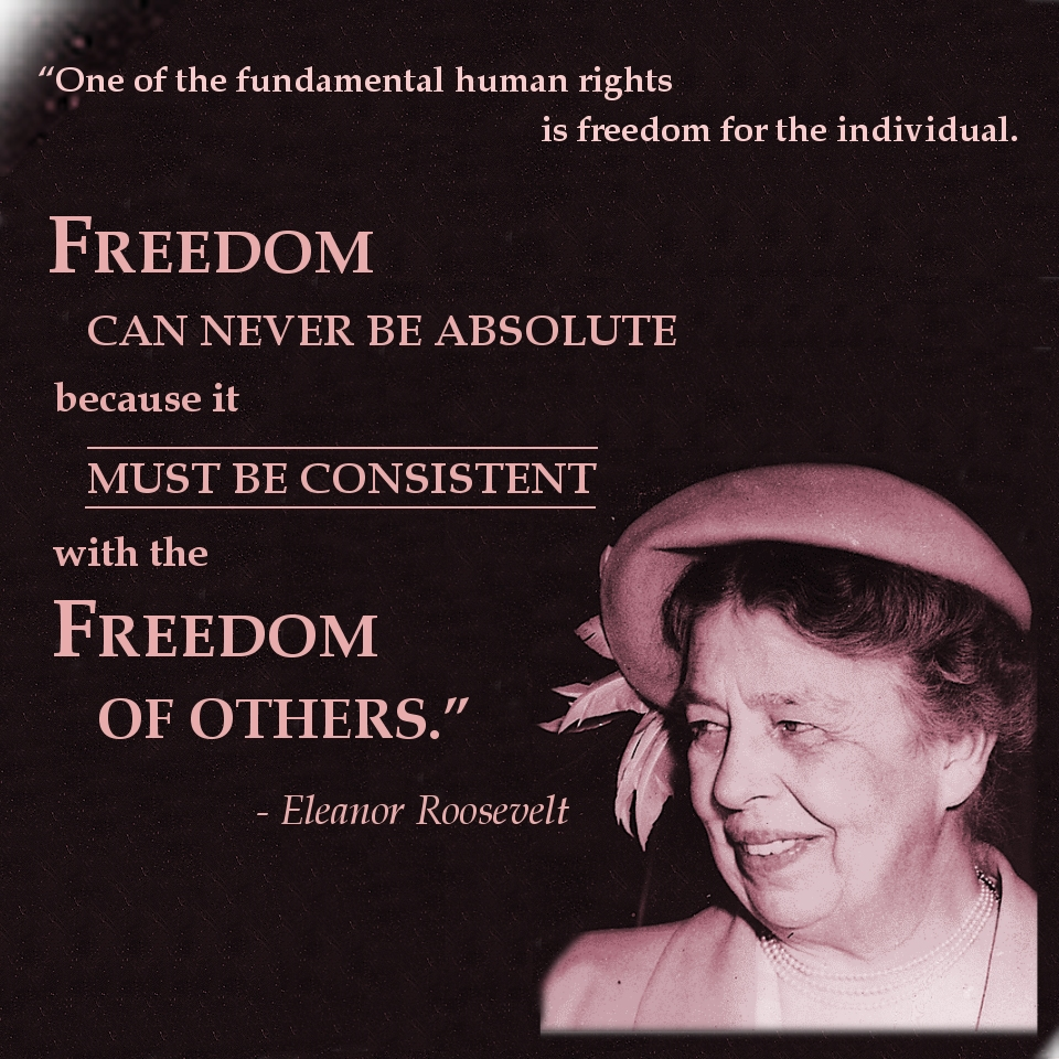 Life Without Freedom Quotes: Roosevelt Freedom Quotes. QuotesGram