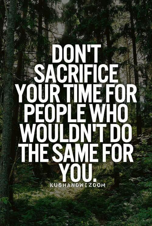 Quotes About Sacrifice  Quotesgram