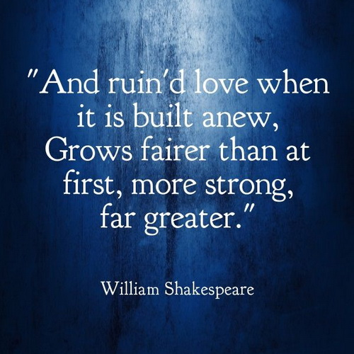 I Love You Quotes By Shakespeare : By William Shakespeare Quotes Love. QuotesGram