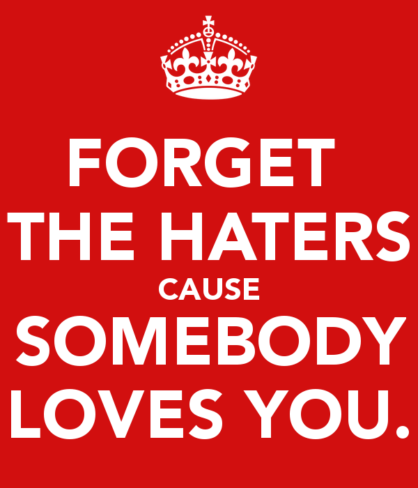 Fuck haters images shivam