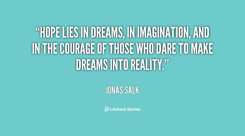 Jonas Salk Quotes. QuotesGram