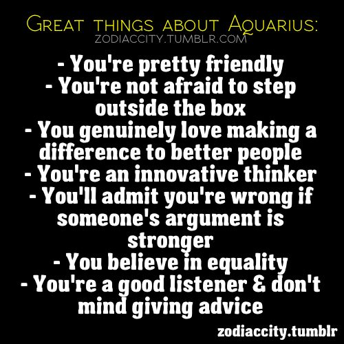 how to know if your aquarius man loves you