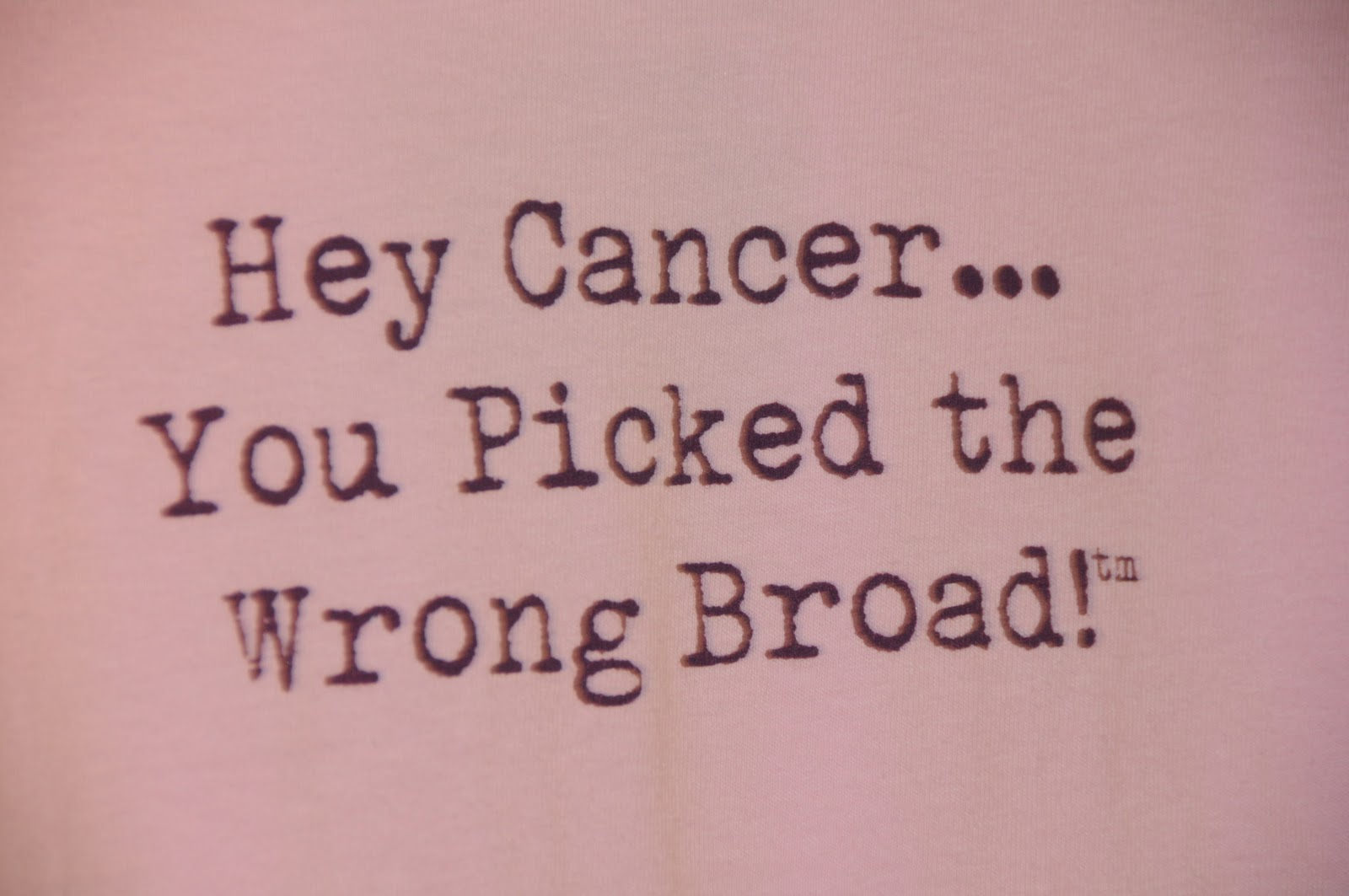 Funny Cancer Quotes And Sayings. QuotesGram