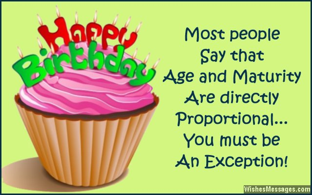 Age And Maturity Quotes Quotesgram: Funny Aging Birthday Quotes. QuotesGram