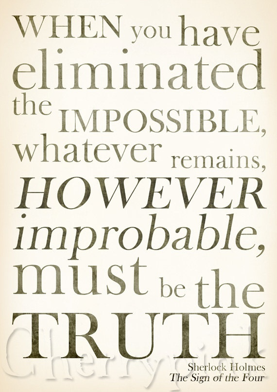 Inspirational Quotes From Sherlock. QuotesGram