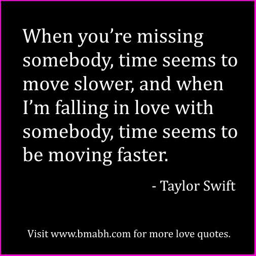 Falling In Love Too Quickly Quotes: Quotes About Time Moving Fast. QuotesGram