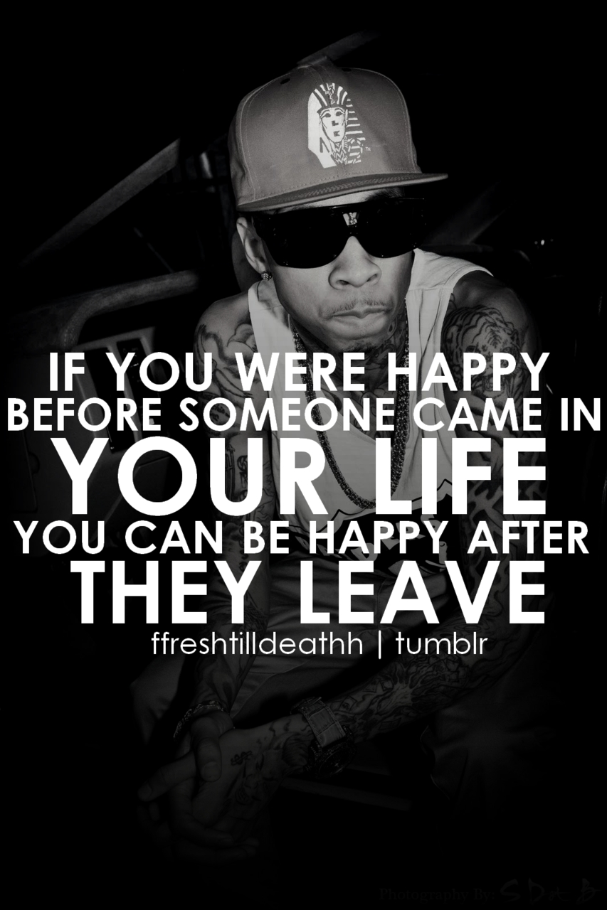 Tyga Quotes About Life. QuotesGram