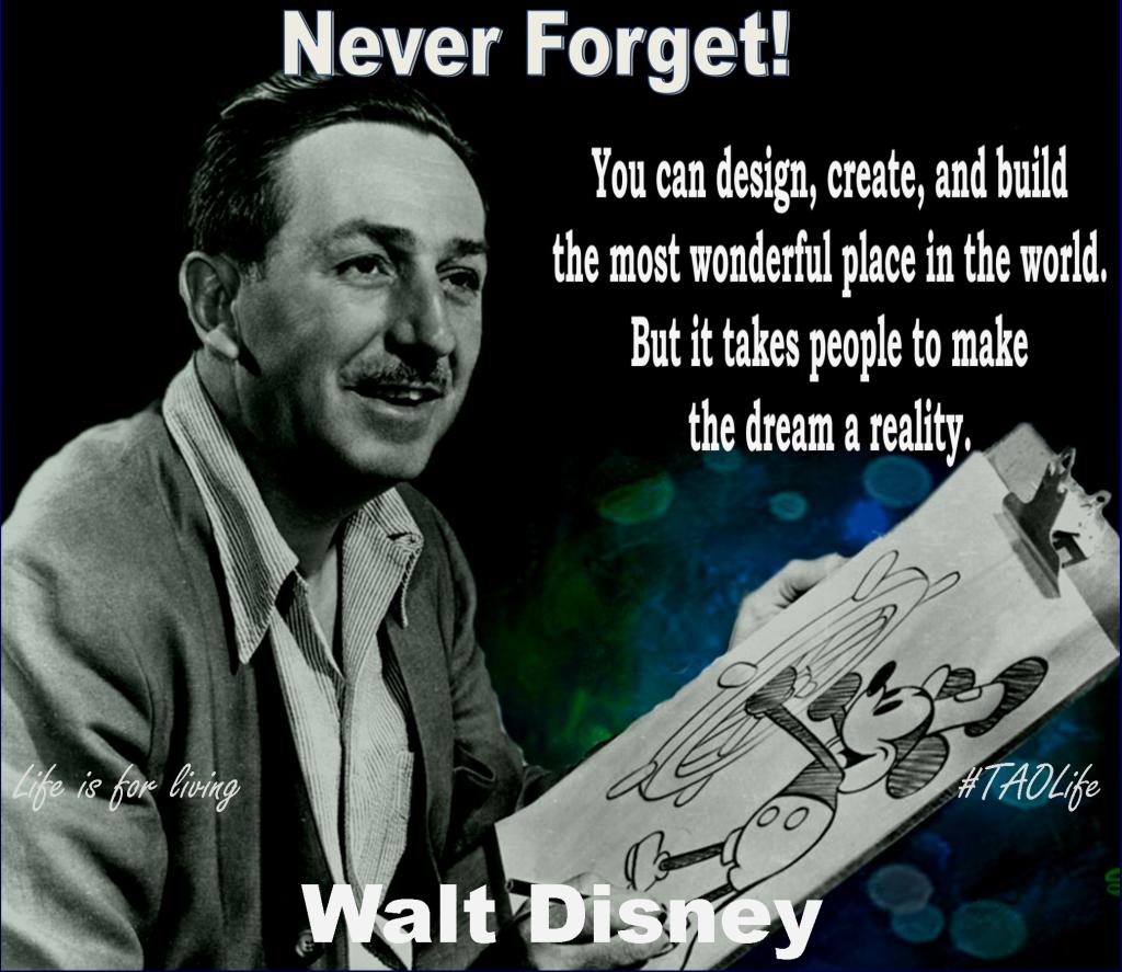 walter elias disney quotes quotesgram