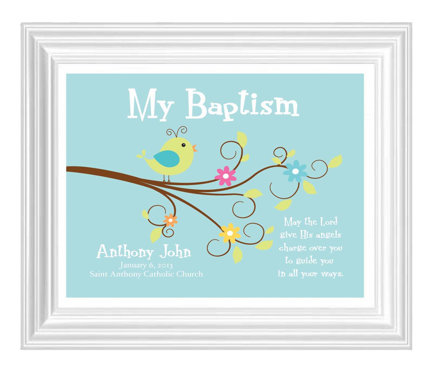 Catholic Baptism Quotes For Babies Quotesgram