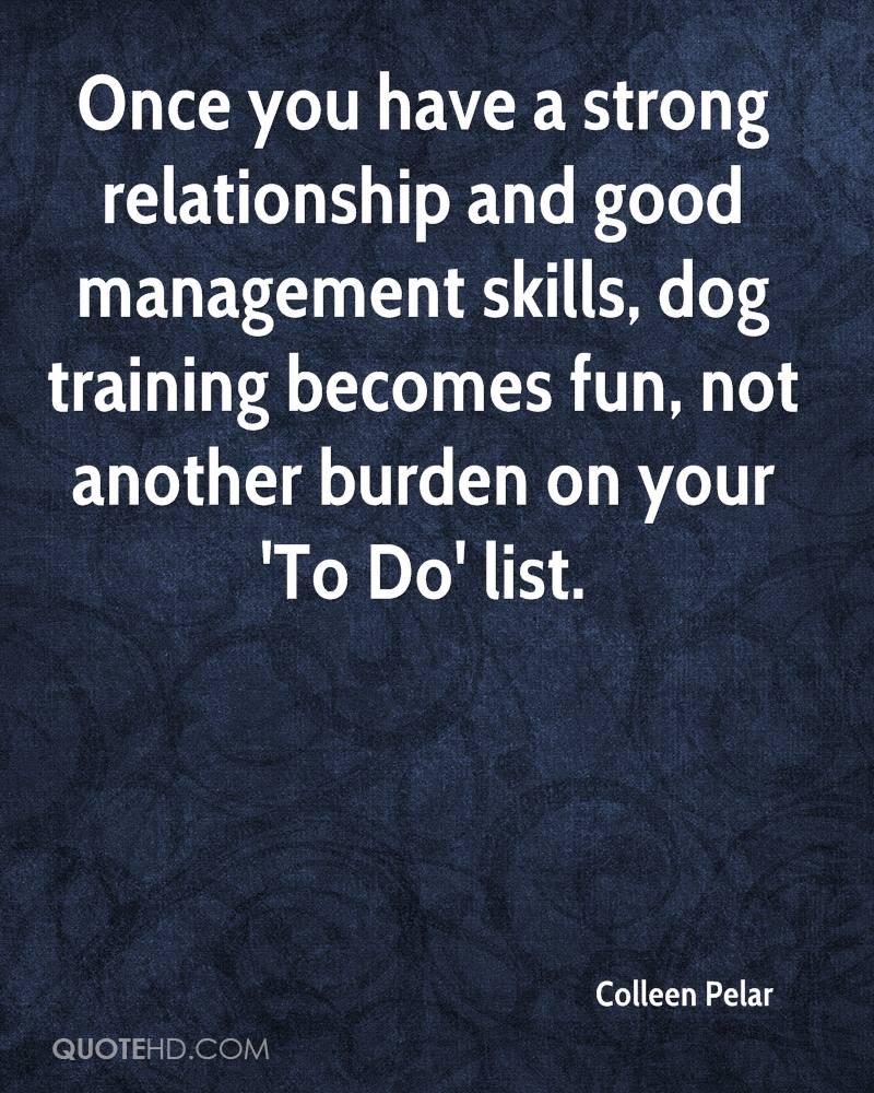 Good Quotes For Management Skills. QuotesGram