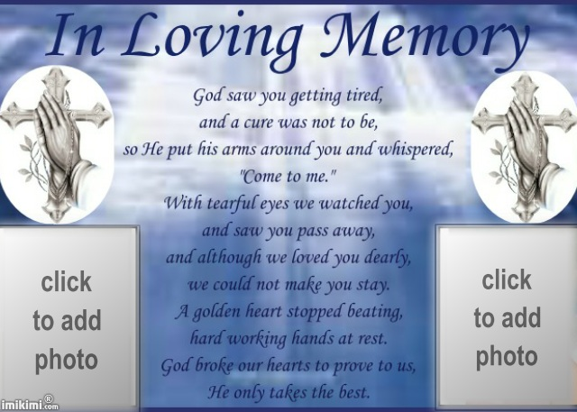 In Loving Memory Dad Quotes. QuotesGram