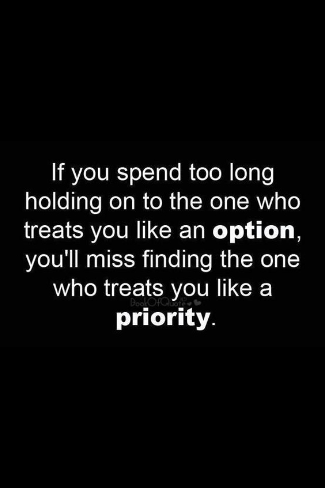 Relationship Priority Quotes. QuotesGram