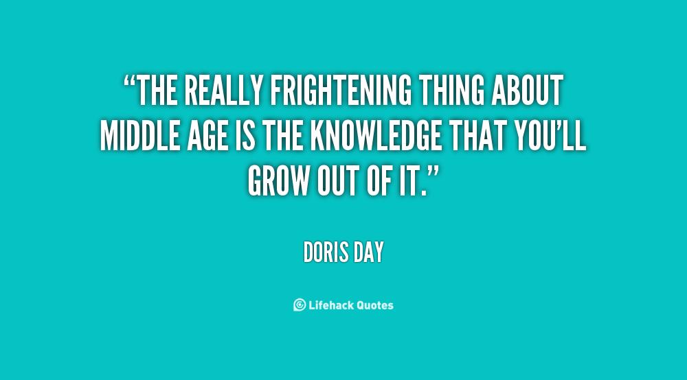 Quotes About Middle Age: Quotes About Middle Adulthood. QuotesGram