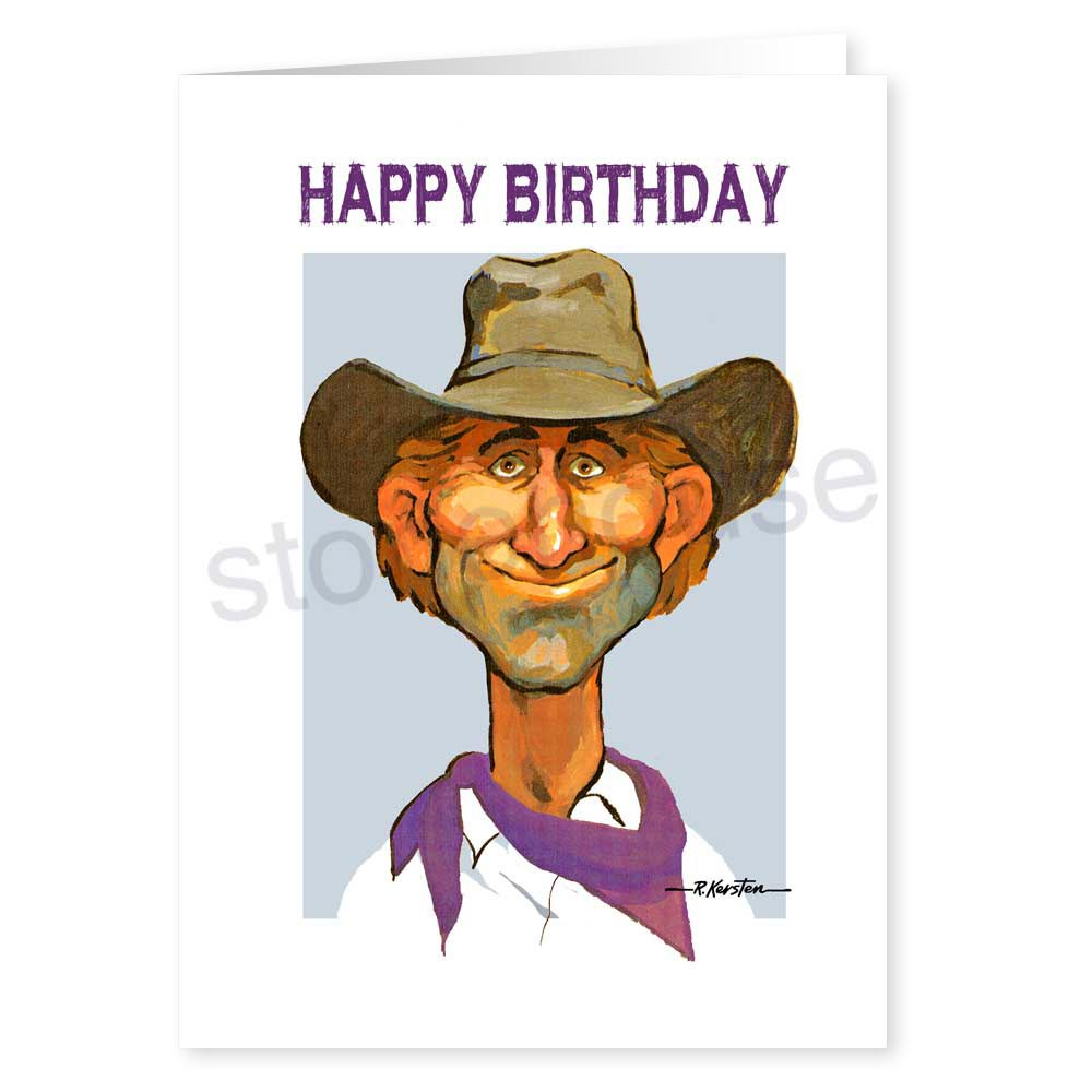Cowboy Happy Birthday Quotes Quotesgram