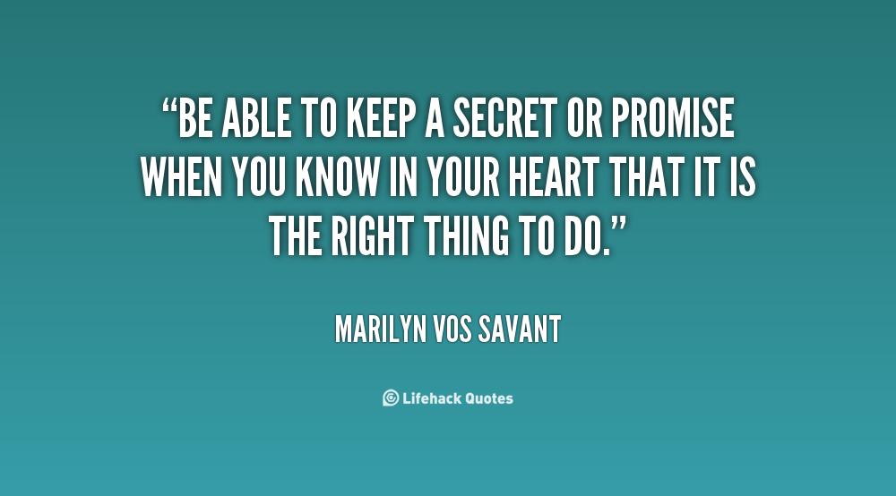 I Know Your Secret Quotes. QuotesGram