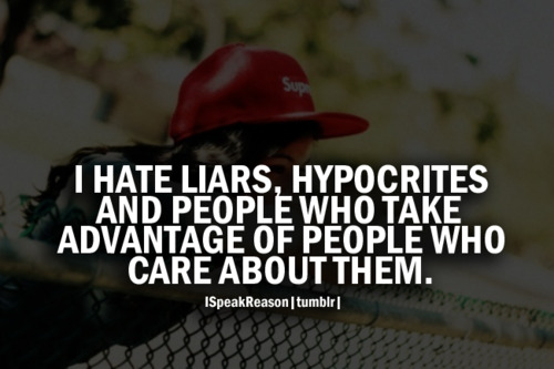 Quotes About Lying And Karma: Quotes About Liars And Hypocrites. QuotesGram