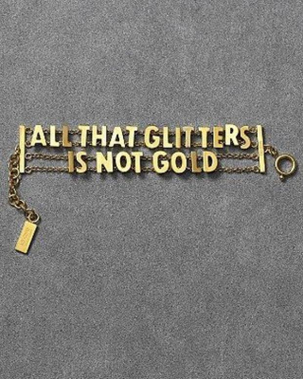 not all that glitters is gold - 620×775