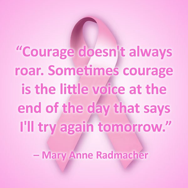 Inspirational Quotes About Positive: Inspirational Quotes About Cancer Battle. QuotesGram