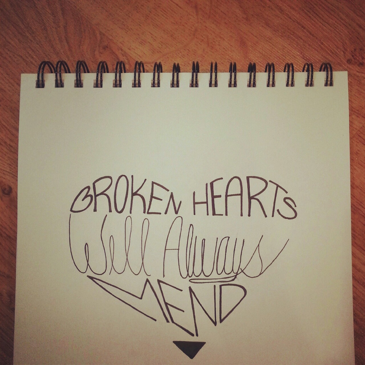 gallery for cute quote drawings