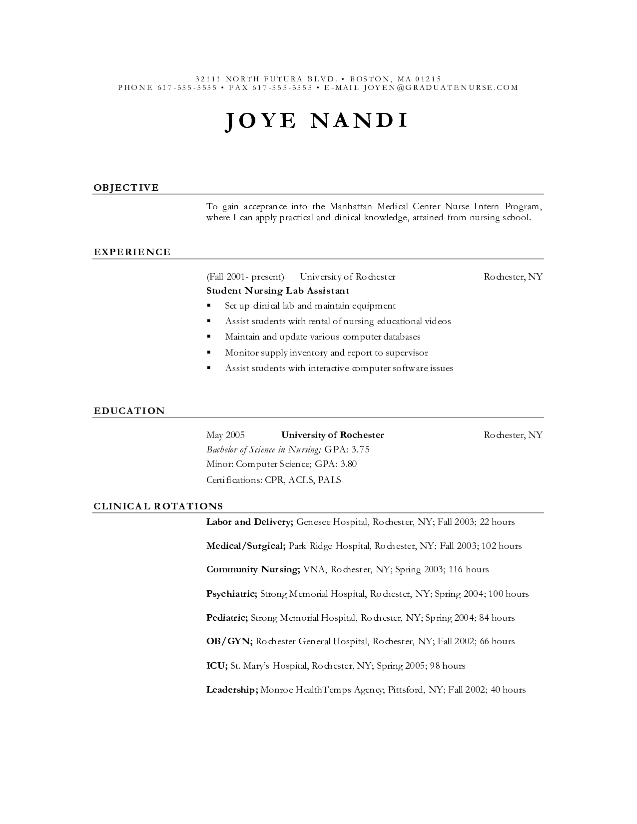 Resume best nursing quotes quotesgram for Cover letter for ob gyn position