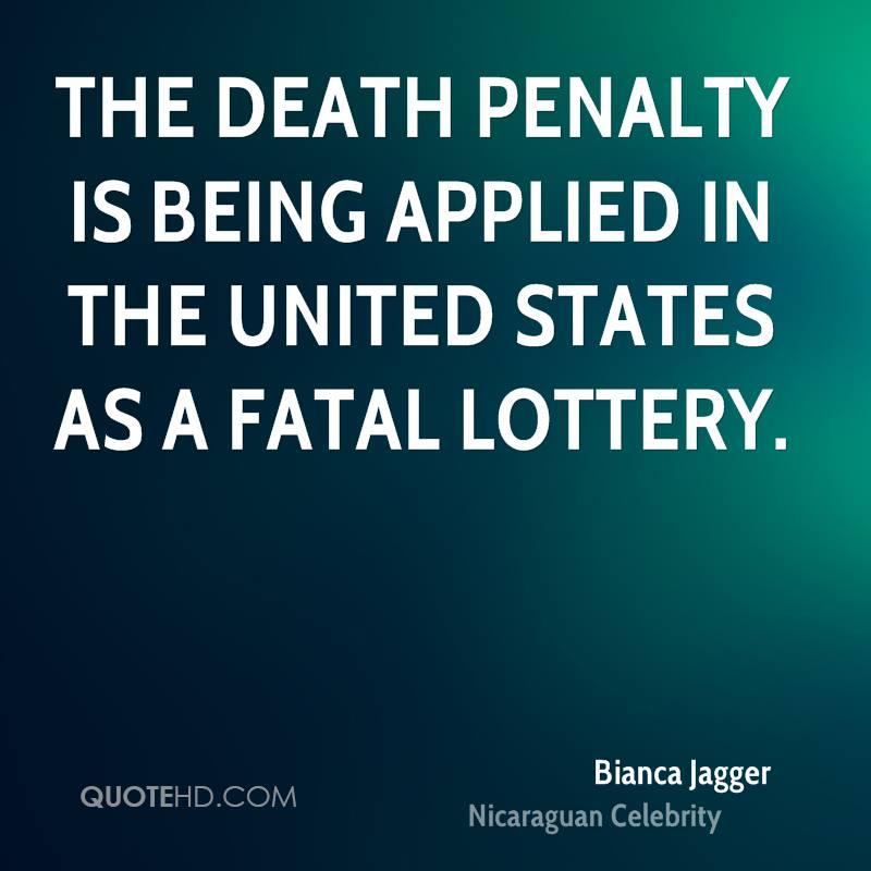 Famous Quotes Against Death Penalty. QuotesGram