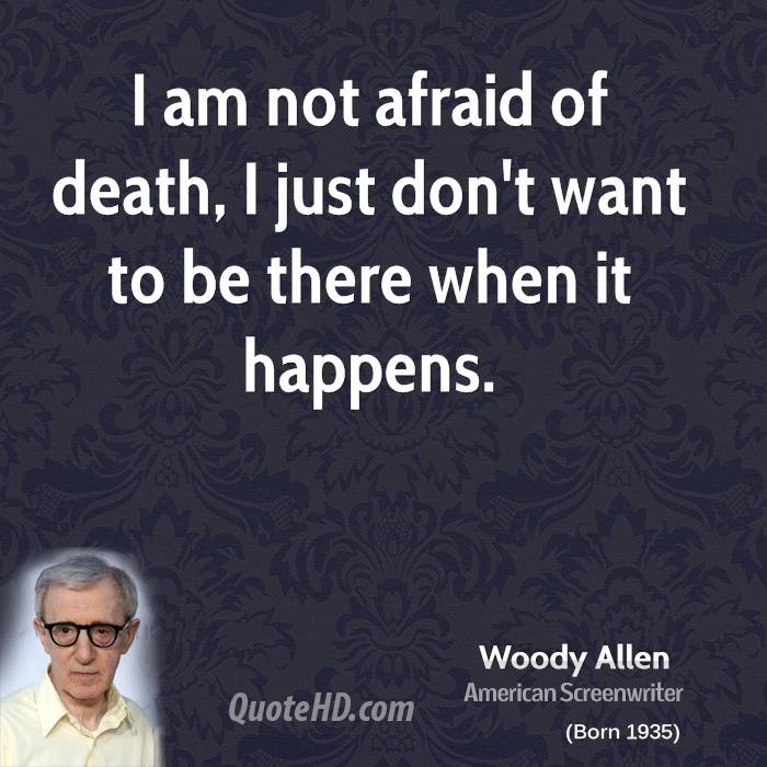 Love And Death Quotes And Sayings: Love And Death Woody Allen Quotes. QuotesGram