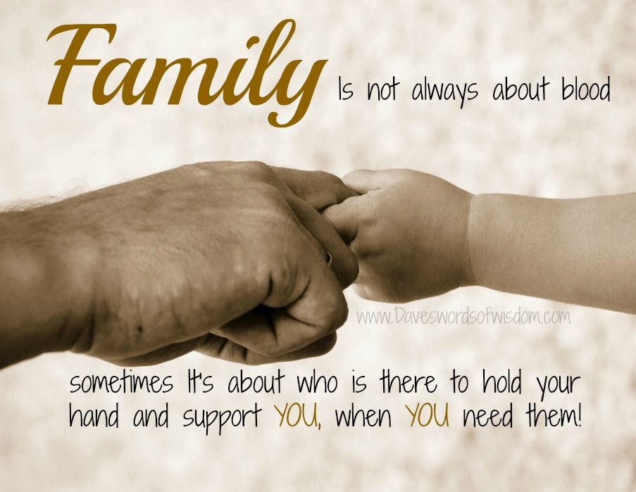 Quotes About Family Sticking Together: Family Emotional Quotes. QuotesGram