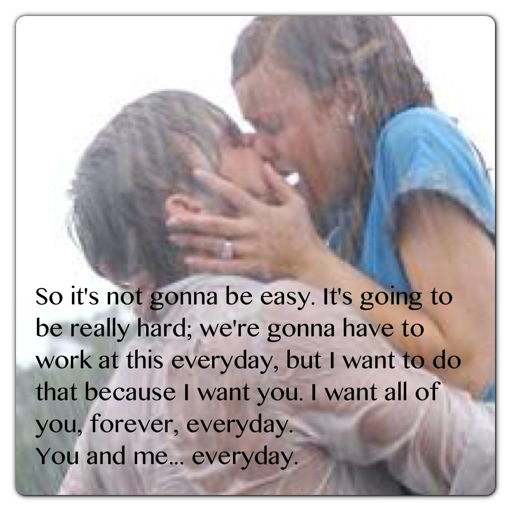 From The Book The Notebook Quotes. QuotesGram