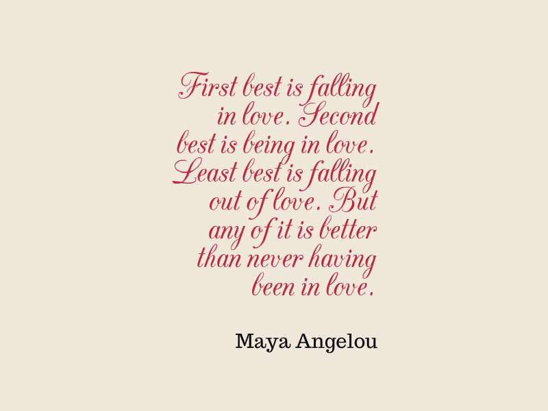 Love Quotes For Him Maya Angelou : Best Maya Angelou Quotes. QuotesGram