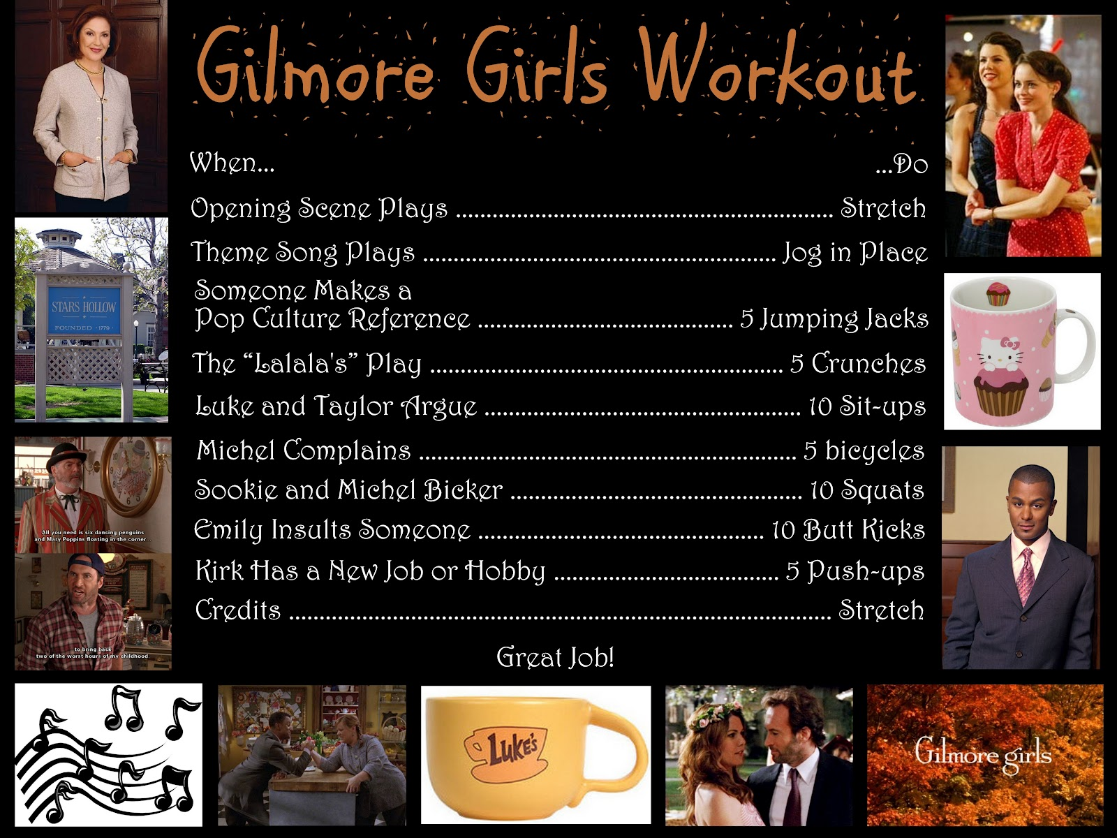 Gilmore Girls Quotes About Life. QuotesGram