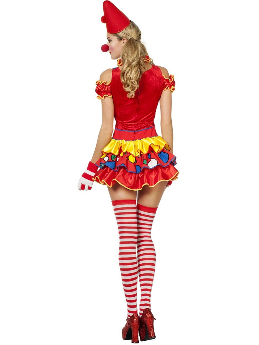 Clown costume sexy
